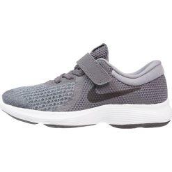 Nike Performance REVOLUTION 4 Obuwie do biegania treningowe dark grey/black/cool grey/white. Szare buty do biegania damskie Nike Performance, z materiału. Za 149,00 zł.