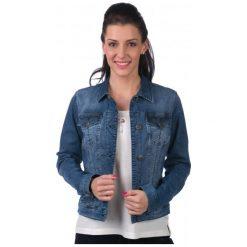 Odzież damska: Mustang Kurtka Damska Xs Niebieski