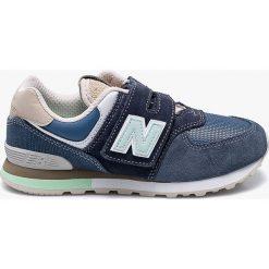Buty sportowe chłopięce: New Balance – Buty dziecięce YV574SL