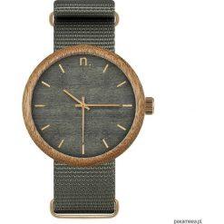 Drewniany zegarek męski new hoop 43 mm n042. Szare zegarki męskie Pakamera. Za 381,00 zł.