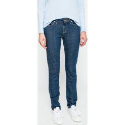 Tommy Hilfiger - Jeansy. Szare jeansy damskie TOMMY HILFIGER, z bawełny. W wyprzedaży za 269,90 zł.