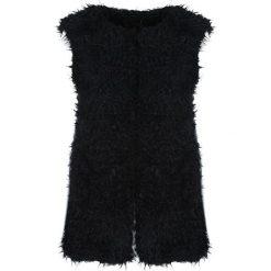 Odzież damska: Czarna Kamizelka Reciprocity