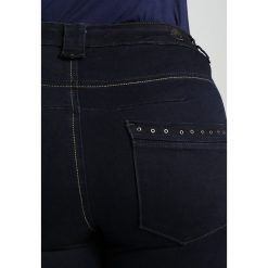 ADIA MONACO  Jeansy Slim Fit dark blue. Niebieskie rurki damskie ADIA. W wyprzedaży za 209,50 zł.