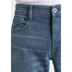 GStar 3301 STRAIGHT Jeansy Straight Leg zoey stretch denim. Niebieskie jeansy męskie G-Star. Za 609,00 zł.