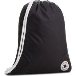 Plecak CONVERSE - 10006937-A01 001. Czarne plecaki męskie Converse, z materiału, sportowe. Za 79,00 zł.
