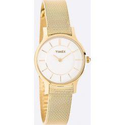 Timex - Zegarek T2P168. Szare zegarki damskie Timex, szklane. W wyprzedaży za 349,90 zł.