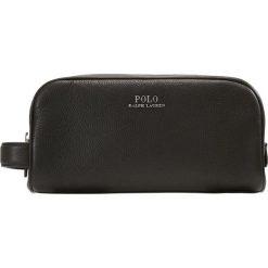 Kosmetyczki męskie: Polo Ralph Lauren METAL POLO SHAVE KIT Kosmetyczka dark brown