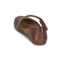 Sandały Art  CRETA 442. Brązowe sandały damskie Art, z kauczuku. Za 351,20 zł.