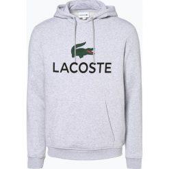 Lacoste - Męska bluza nierozpinana, szary. Szare bluzy męskie rozpinane marki Lacoste, z bawełny. Za 529,95 zł.