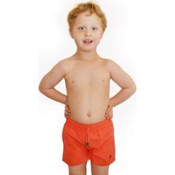 Kąpielówki chłopięce: Chłopięce szorty kąpielowe Leonard Red