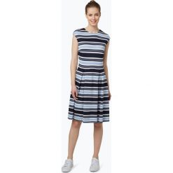 Sukienki: HUGO – Sukienka damska – Nalola, niebieski