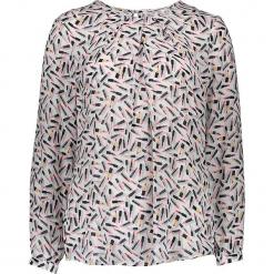 Bluzka - Comfort fit - w kolorze szarym ze wzorem. Szare topy sportowe damskie Seidensticker, z wiskozy. W wyprzedaży za 136,95 zł.