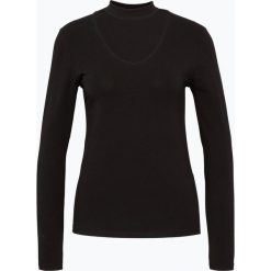 ONLY - Damska koszulka z długim rękawem – Live, czarny. Czarne t-shirty damskie marki ONLY, l. Za 29,95 zł.