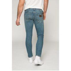 Wrangler - Jeansy Bryson. Niebieskie jeansy męskie skinny marki House, z jeansu. W wyprzedaży za 239,90 zł.