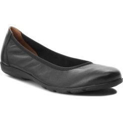 Baleriny CAPRICE - 9-22150-21 Black Nappa 022. Czarne baleriny damskie lakierowane Caprice, ze skóry. Za 199,90 zł.