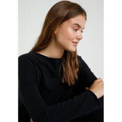 Bluzy rozpinane damskie: Juvia BASIC Bluza black