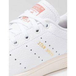 Adidas Originals STAN SMITH Tenisówki i Trampki footwear white/raw pink. Szare tenisówki damskie marki adidas Originals, z gumy. W wyprzedaży za 279,30 zł.
