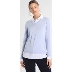 Swetry klasyczne damskie: Kaffe SIRI  Sweter kentucky blue