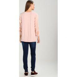 Bluzki asymetryczne: Soyaconcept ASHA Bluzka z długim rękawem rose