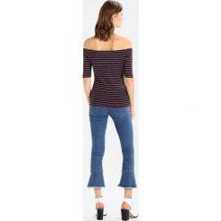 T-shirty damskie: Whistles STRIPE BARDOT  Tshirt z nadrukiem multicolour