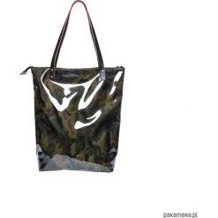 Shopper bag damskie: Torba Shopper Neon Moro