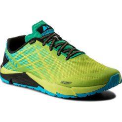 Buty do biegania męskie: Buty MERRELL - Bare Access Flex J12553 Acid Cyan