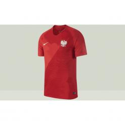 Koszulki do piłki nożnej męskie: Koszulka Nike Polska WC 2018 A Breathe Stadium (893892-611)