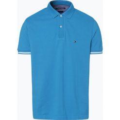 Koszulki polo: Tommy Hilfiger - Męska koszulka polo, niebieski