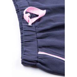 Coccodrillo - Spódnica dziecięca 128-158 cm. Białe minispódniczki marki COCCODRILLO, m, z bawełny, z okrągłym kołnierzem. Za 49,90 zł.