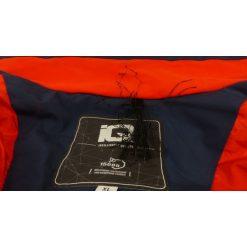 Kurtki sportowe męskie: IQ Kurtka Męska NANUM Insigna Blue / Red Orange r. XL [outlet]