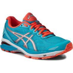 Buty ASICS - GT-1000 5 T6A8N Aquarium/Silver/Flash Coral 3993. Czarne buty do biegania damskie marki Asics. W wyprzedaży za 329,00 zł.