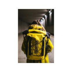 Plecak Explorer 40l Yellow. Żółte plecaki męskie Fish dry pack, z materiału, sportowe. Za 219,00 zł.