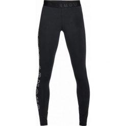 Spodnie sportowe damskie: Under Armour Spodnie damskie Favorite Legging Graphic czarne r. M (1320623-001)