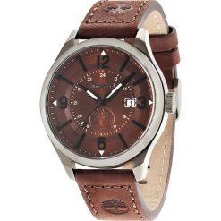 """Zegarki męskie: Zegarek kwarcowy """"Blake"""" w kolorze brązowo-srebrnym"""