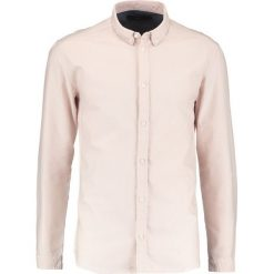 Koszule męskie na spinki: Suit OXFORD Koszula pale pink