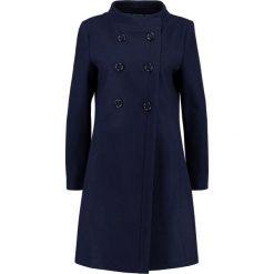 Płaszcze damskie: Sisley Płaszcz wełniany /Płaszcz klasyczny navy