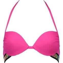 """Biustonosz bikini """"Dynamic"""" w kolorze różowym. Czerwone bikini Lisca, z materiału. W wyprzedaży za 86,95 zł."""