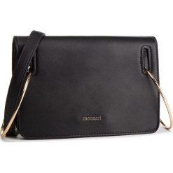 Torebka MONNARI - BAG1470-020 Black. Czarne torebki klasyczne damskie Monnari, ze skóry ekologicznej. W wyprzedaży za 169,00 zł.