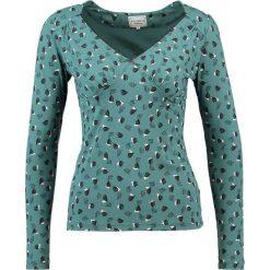 Bluzki asymetryczne: Vive Maria SWING BABE Bluzka z długim rękawem green