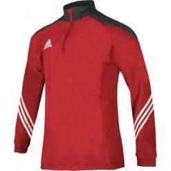 Bejsbolówki męskie: Adidas Bluza Sereno 14 czerwona r. XXL (D82946*XXL)