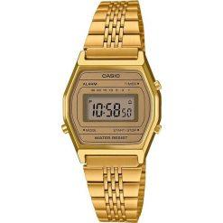Zegarek Casio Damski Retro LA690WEGA-9EF. Brązowe zegarki damskie CASIO. Za 211,00 zł.