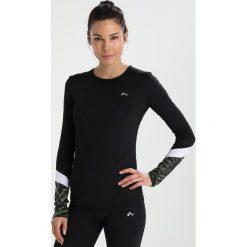 Topy sportowe damskie: Only Play ONPPERSIA TRAINING TEE Koszulka sportowa black