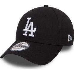 New Era - Czapka League Essential La Dodgers. Czarne czapki z daszkiem męskie New Era. W wyprzedaży za 84,90 zł.