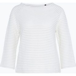 Marc O'Polo - Damska bluza nierozpinana, szary. Szare bluzy rozpinane damskie Marc O'Polo, l, w paski, z bawełny. Za 199,95 zł.