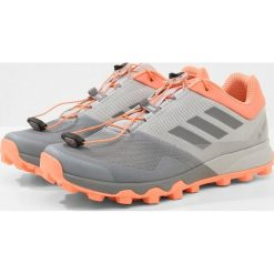 Adidas Performance TERREX TRAILMAKER W Obuwie hikingowe grey heather/chalc orange. Szare buty sportowe damskie marki adidas Performance, z materiału, outdoorowe. W wyprzedaży za 356,85 zł.