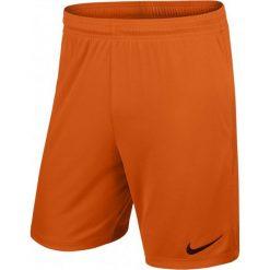 Spodenki i szorty męskie: Nike Spodenki Park II M 725887-815 pomarańczowe r. XXL