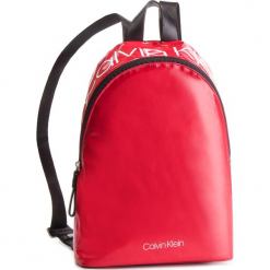 Plecak CALVIN KLEIN - Ck Essentials Backpack K60K604811 640. Czerwone plecaki męskie Calvin Klein, z materiału. Za 349,00 zł.
