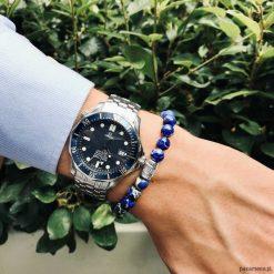 Biżuteria i zegarki: Bransoletka męska NAVY MASTER