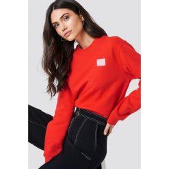 Samsoe & Samsoe Sweter Nadin - Red. Zielone swetry klasyczne damskie marki Emilie Briting x NA-KD, l. Za 364,95 zł.