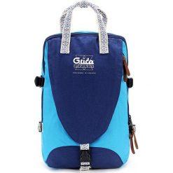 Plecaki męskie: Plecak w kolorze granatowo-niebieskim – 30 x 46 x 18 cm